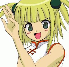 古菲(クーフェイ)(魔法先生ネギま!)