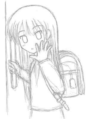 小学生の幽子(スクールランブル)