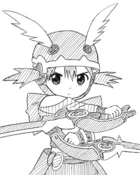赤ずきん(おとぎ銃士 赤ずきん)