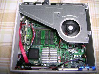 ST110のメモリを交換