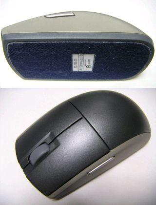 Intuos3のマウス