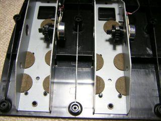 G27のペダルユニット静音化